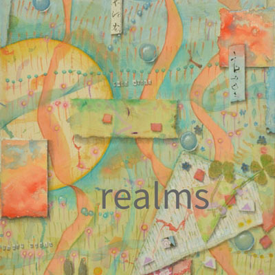 Kathleen O'Brien Realms of Wonder art portfolio