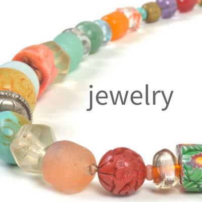 Kathleen O'Brien bead jewelry portfolio