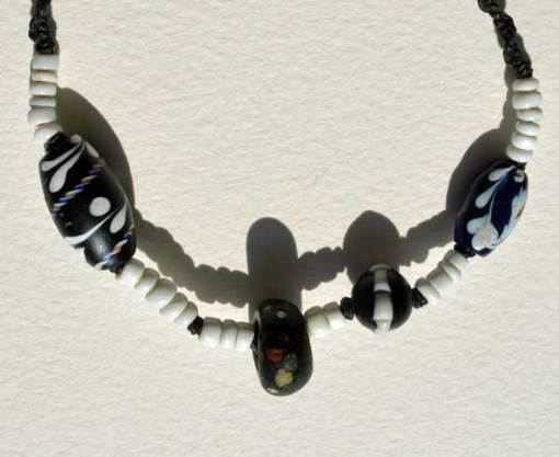 Healing Necklace 9 by Kathleen O'Brien