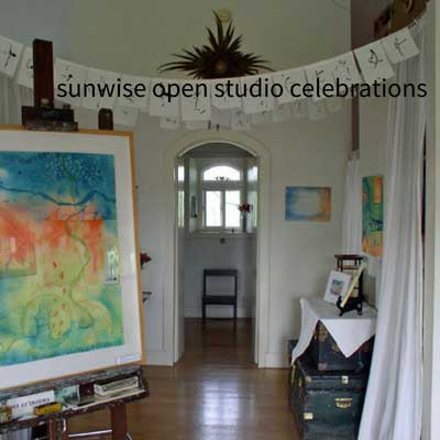 Sunwise Open Studio Celebrations at Sunwise Farm and Sanctuary