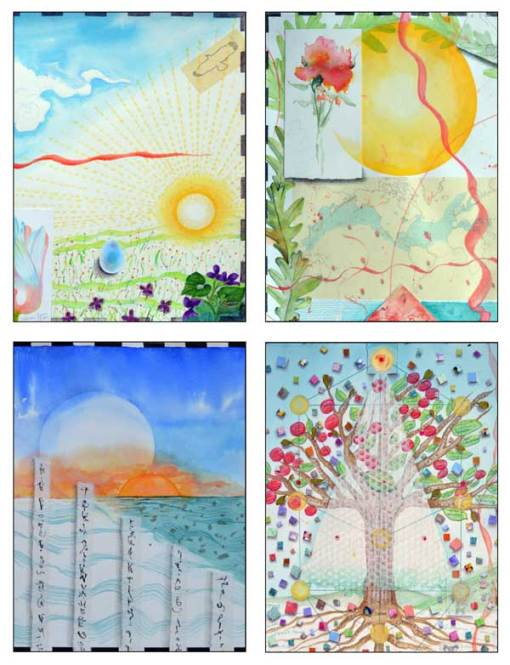 Atlas Card Set 1 by Kathleen O'Brien