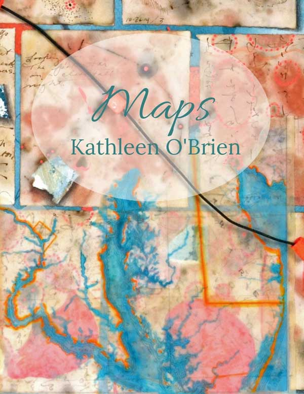 "© Kathleen O'Brien, ""Maps"" ebook Cover, 2018"