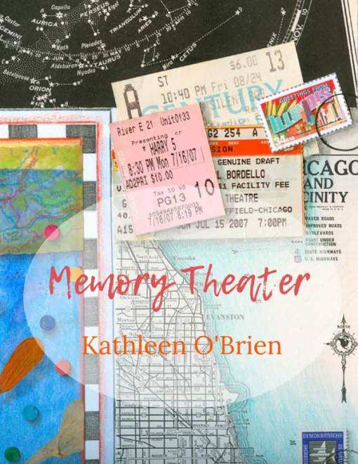 Memory Theater ebook Cover by Kathleen O'Brien
