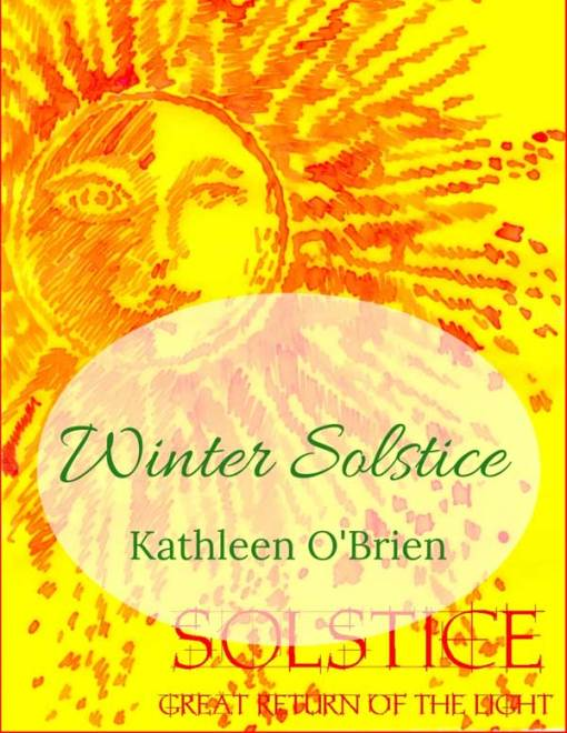 Solstice ebook Cover by Kathleen O'Brien
