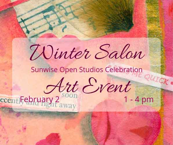Sunwise Open Studio Winter Salon 2.2.19