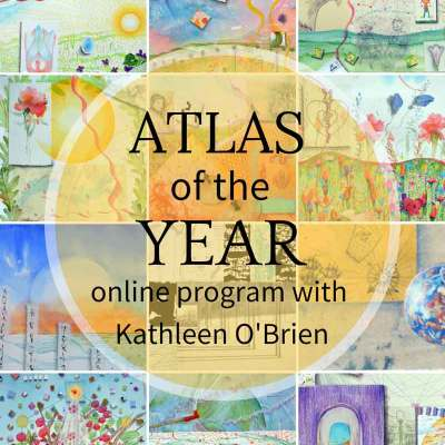 Atlas of the Year Program Logo