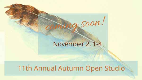 11th Annual Autumn Open Studio
