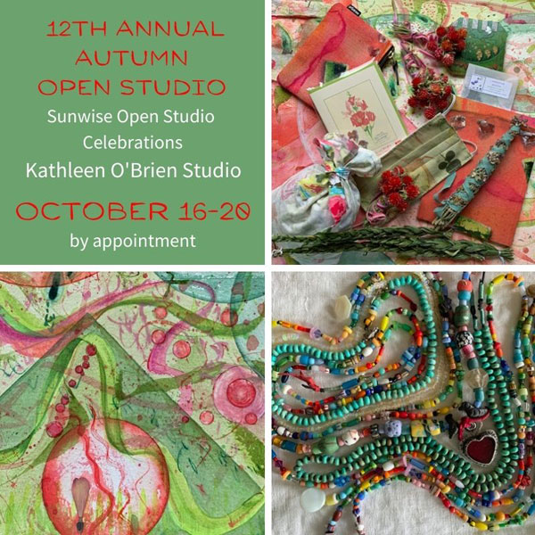 12th Annual Autumn Open Studio