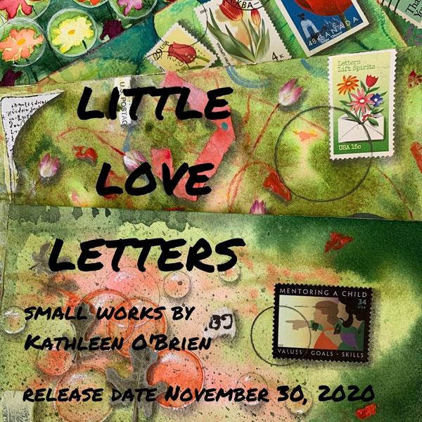 """""""Little Love Letters"""" announcement"""