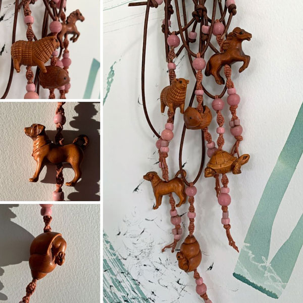 Amulets for Animals Group,©Kathleen O'Brien
