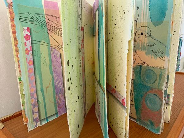 """Nesting"", the book, ©Kathleen O'Brien,"