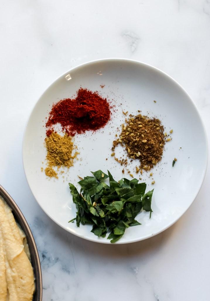 blender hummus