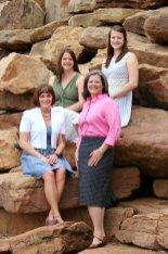 Lyz, Meredith, Kathleen, Margaret