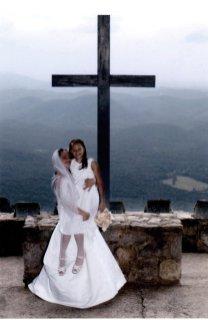 Big sister's wedding July 2005