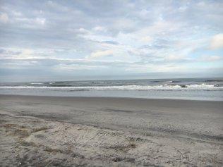 Atlantic Ocean at the Jersey Shore
