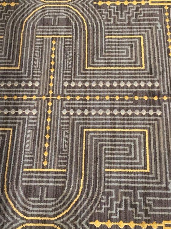 Before - carpet design