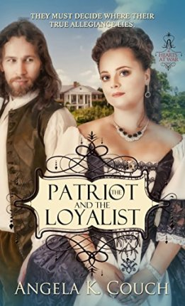 the patriot and the loyalist cover image