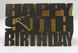 Happy 90th Birthday Card