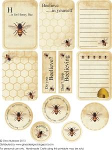 BeePrintable