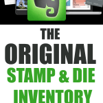 Evernote Stamp Inventory Tutorial