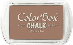 Chestnut Roan Chalk Ink
