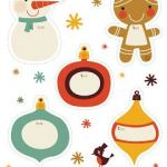 Free Christmas Printables (Mostly Christmas)
