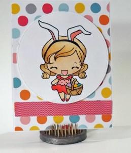 Easter Anya Card