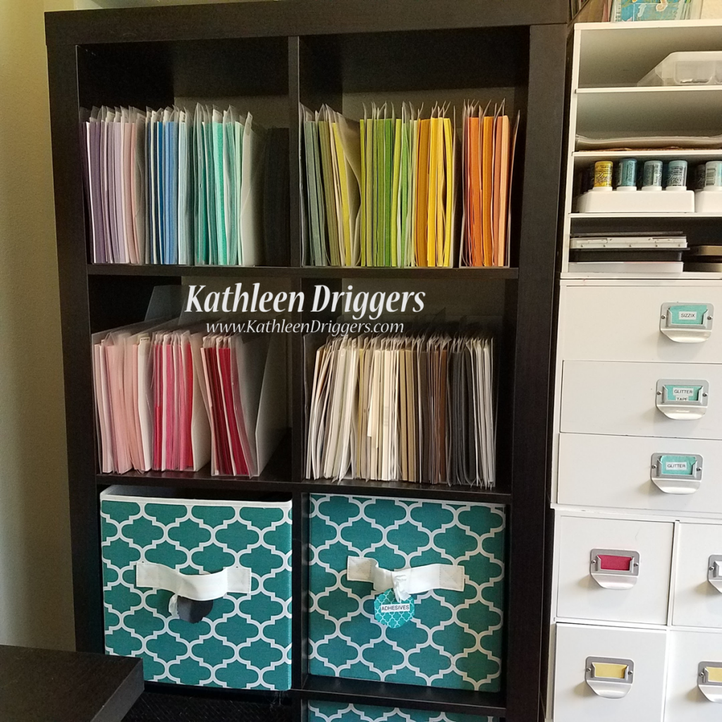 All of my cardstock is stored in an Ikea Expedit (now called Kallax) unit as shown in the photo above. My 8 1/2u2033 x 11u2033 cardstock (card bases etc) is stored ... & Cardstock Storage - 8.5 x 11 - Katu0027s Adventures in paper crafting...