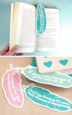Free Feather Printables