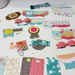 Handmade Embellishments and a Thank You