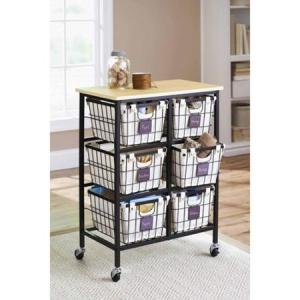 Cameo Cart w/storage