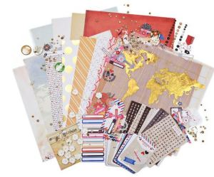 Monthly Scrapbooking Kit