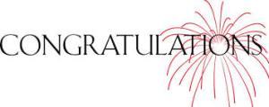 Congratulations Giveaway Winner!