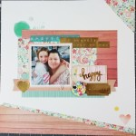 Scrapbooking Process Video – Perfect Sort of Day