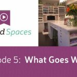 "Stamp n Storage ""Craft Spaces"" Episode 5 – ""What Goes Where"""