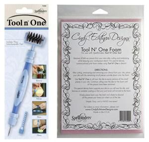 Spellbinders Tool n' One + Foam