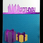 WPlus9 Birthday Basics Die – Birthday Card