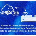 How to Activate Your Wireless Card – Online Activation for the Brother ScanNCut2 CM350H