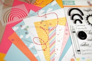 monthly card making kit clubs