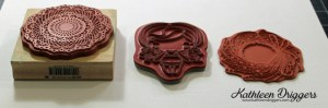 Three Types of Rubber Stamps