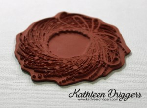 Unmounted Rubber Stamp