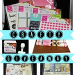 Kat's Having Six Crafty Giveaways!