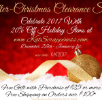 After Christmas Sale at Kat Scrappiness!