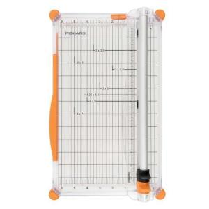 Fiskars Trimmer with Aluminum Rail