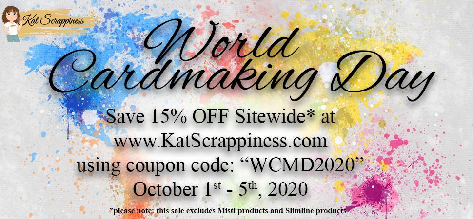 world card making da sale