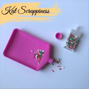funnel tray by kat scrappiness