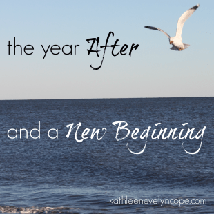 The Year After and A New Beginning