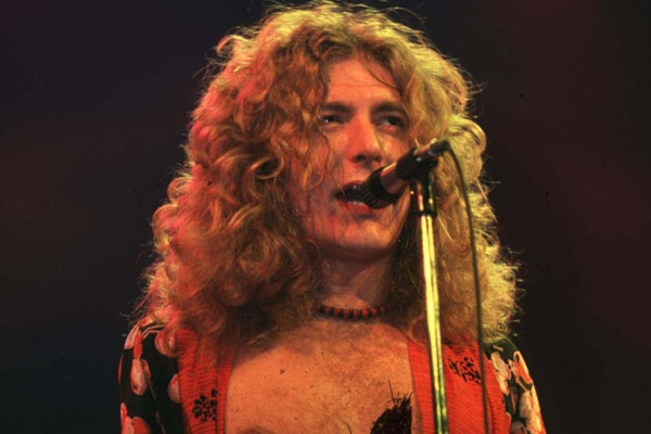 I Wanna Sound Like Robert Plant