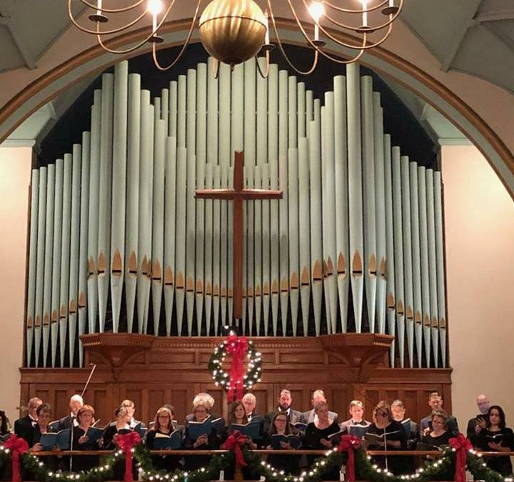 The 4th Annual Holiday Concert and Sing Along!