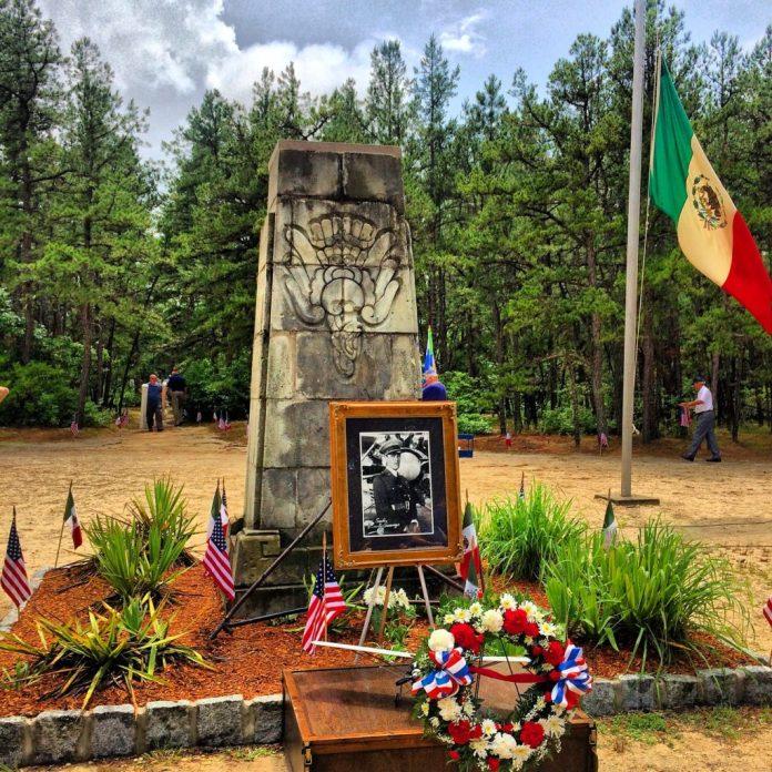 The Lone Eagle of Mexico – Writing New Jersey Life